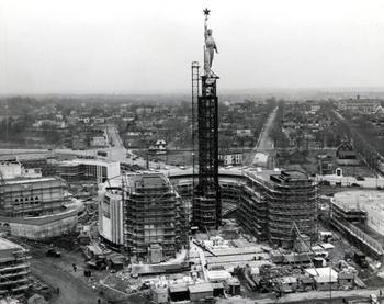 Возведение и демонтаж советского павильона на Всемирной выставке 1939 г. в Нью-Йорке