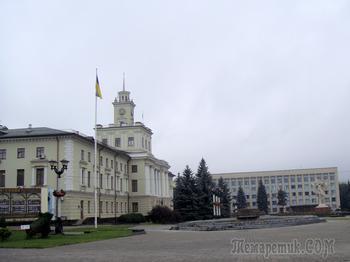 Величие Подолья и очарование Буковины. Часть 7. Знакомство с городом Хмельницкий