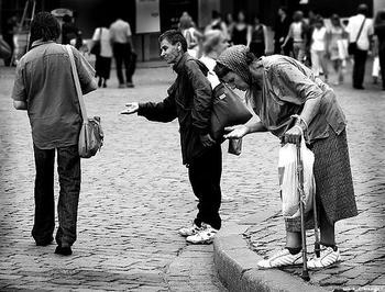 «Деньги на билет» Как подавать милостыню и помощь с рассуждением