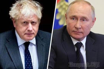 «Несмотря на наличие известных проблем». Что обсуждали Путин и Джонсон