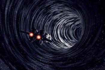 Чёрные дыры — порталы во времени?