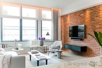 Современные апартаменты в одном из престижных районов Лондона