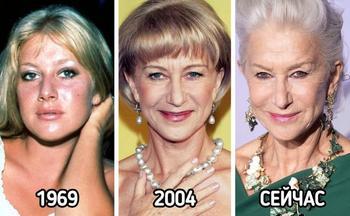 Знаменитости, которые умеют быть красивыми в любом возрасте