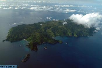 Тайна острова Кокос
