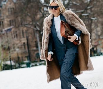 Зимний уличный стиль: 30 новых образов 2019