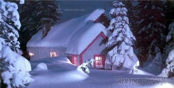 Зачастили снегопады, замели (Стих)