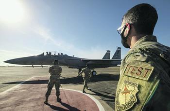 Гиперзвуковой эрзац. Могут ли американские истребители нести перспективное оружие?