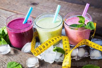 11 напитков для похудения, плавящих жир даже во время отдыха