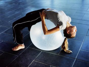 Упражнения для лечения шейного и поясничного остеохондроза