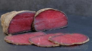 Бастурма вместо колбасы! Вяленое мясо - очень простой рецепт в домашних условиях