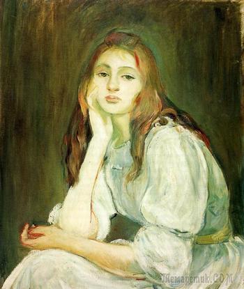 Берта Моризо - первая женщина среди импрессионистов