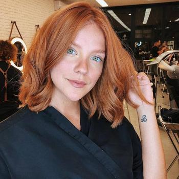 20 невероятно красивых причесок для обладательниц рыжих волос