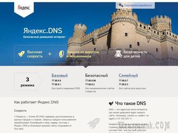 Обзор Яндекс. DNS — что это такое и как этим пользоваться