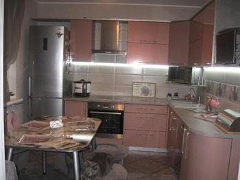Кухня: теплое с холодным, грубое с нежным