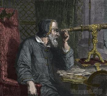 455 лет Галилею. Простыми словами — о том, что он сделал для нас и за что сидел под домашним арестом 9 лет