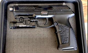 Российский пистолет «Удав»: оружие, которое заменит «дедовский» ПМ