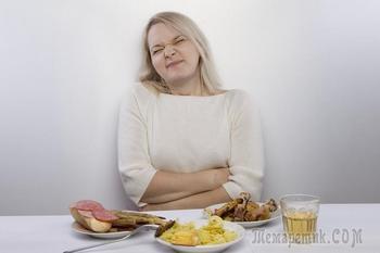 7 продуктов, которые часто вызывают боль в животе