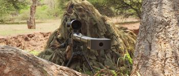 Крупнокалиберная снайперская винтовка Truvelo CMS 20x82 mm (ЮАР)