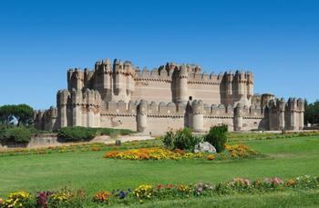 Чем знаменит «Замок из песка»: Неприступная крепость, которая кажется игрушкой