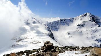 Горные курорты Болгарии 11. Пирин - зимнее очарование