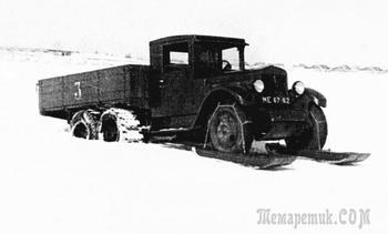 Мир и война Захара Ивановича: армейская техника на трёхосных грузовиках ЗИС-6