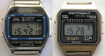 Интересные факты про легендарные часы «Электроника»