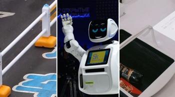 7 самых уникальных роботов в мире