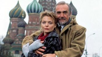 Кристиан Бейл, Софи Лорен, Шон Коннери и другие западные звезды в советских фильмах