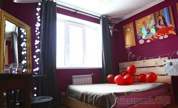 Квартира дизайнера интерьеров в Подольске
