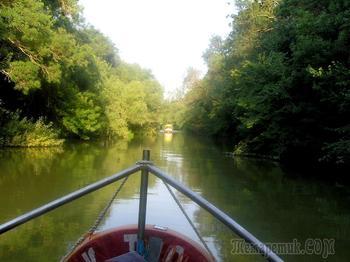 Болгарское побережье Черного моря 27. На лодке по реке Камчия