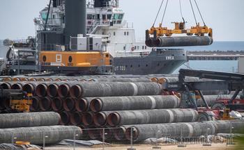 Глава OMV назвал сюрпризом завершение укладки первой нитки Nord Stream 2
