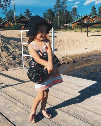 Как одеть ребенка в жаркую погоду: 5 практичных советов