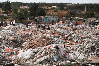 Минприроды списало проблемы мусорной реформы на коронавирус