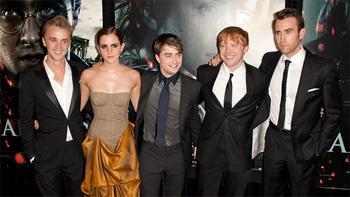 """Как живут в наши дни звёзды """"Гарри Поттера"""""""