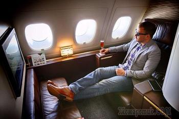 Как повысить класс билетов до «бизнеса», не переплачивая: уловки от бывалых пассажиров