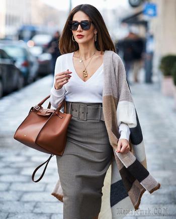 Стильные правила модного гардероба для работы