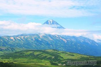 Как хорошо, что есть на свете горы … Часть №2 - Алтай,Камчатка.