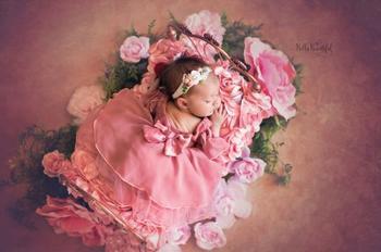 Очаровательные диснеевские минипринцессы в фотосессии Карен Мари