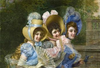Беллей Гаэтано (1857-1922) и его чудесные портреты