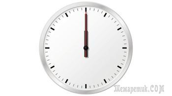 Загадка для ума: отстающие часы