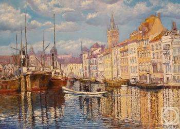 Калининград в живописи