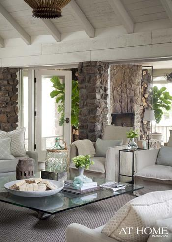 Великолепный дом у озера для семейного отдыха