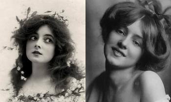 11 самых красивых женщин начала XX века