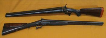 Двуствольные ружья
