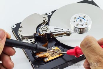 Как узнать состояние жесткого диска: сколько он еще прослужит