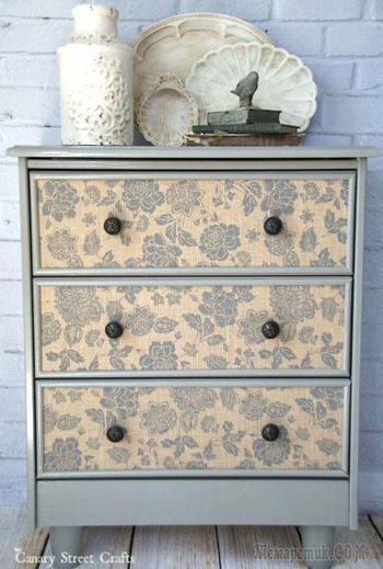 Старый новый шкаф: 56 шикарных примеров обновления шкафов, комодов и тумбочек