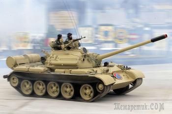 10 очень старых танков, всё ещё стоящих на вооружении