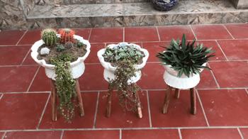 Идеи подставок для цветов