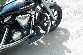 Yamaha XVS 950: характеристика мотоцикла, отзывы владельцев, фото