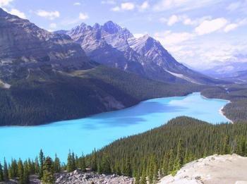 10 самых красивых озёр планеты Земля